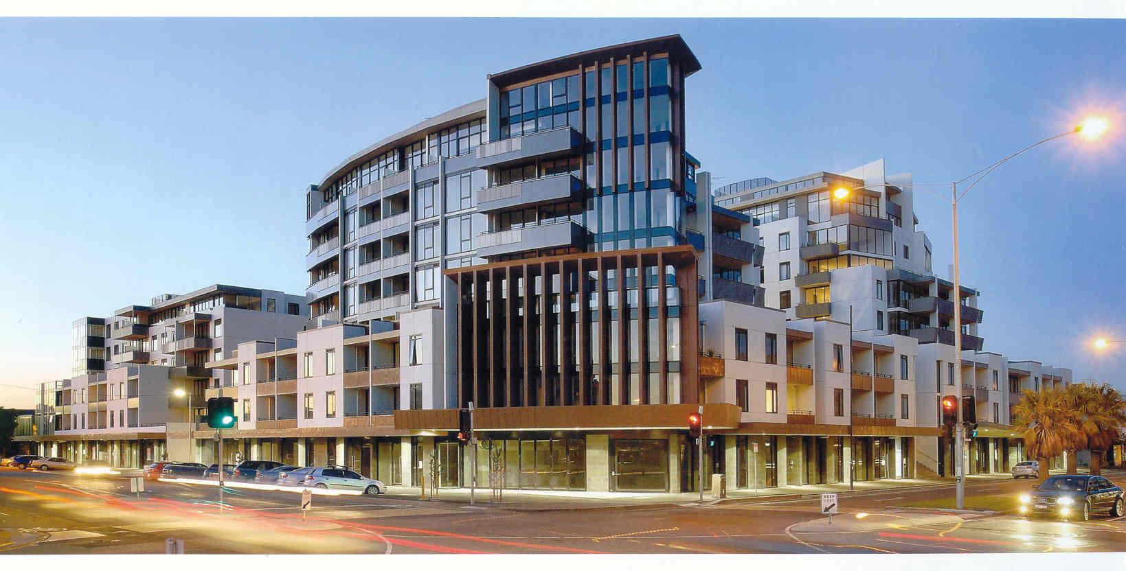 Bayshore Apartments - Biggin & Scott Port Melbourne ...