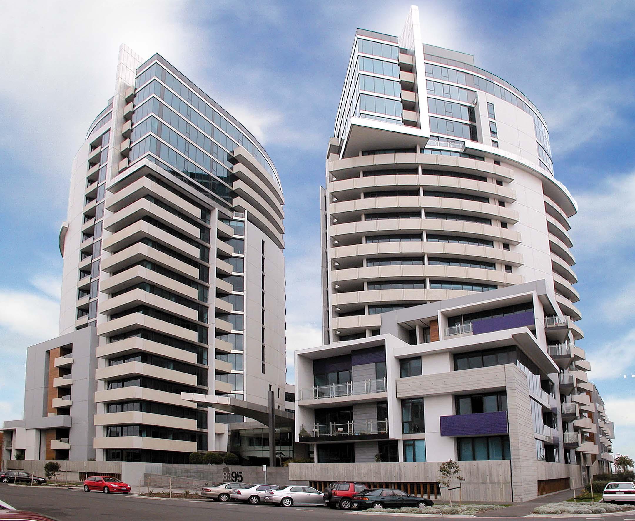 HMAS Apartments - Biggin & Scott Port Melbourne ...