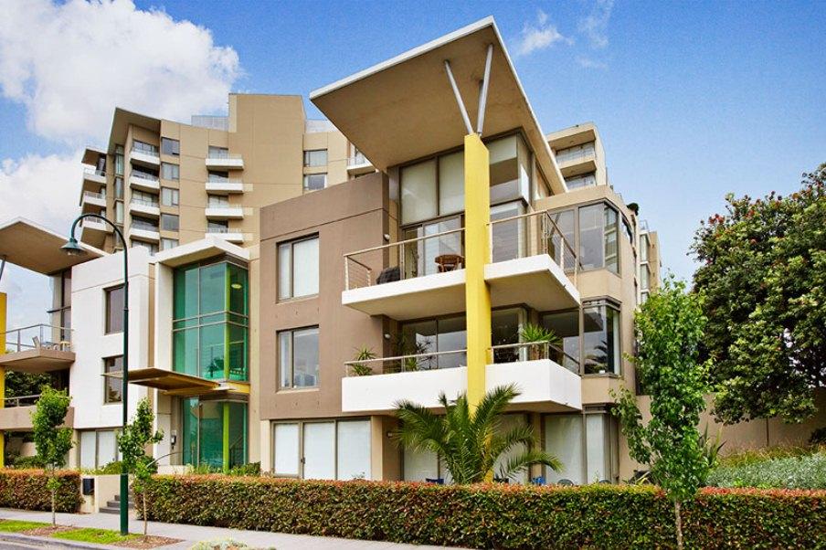 Recent Low Rise Apartment Buildings Designs